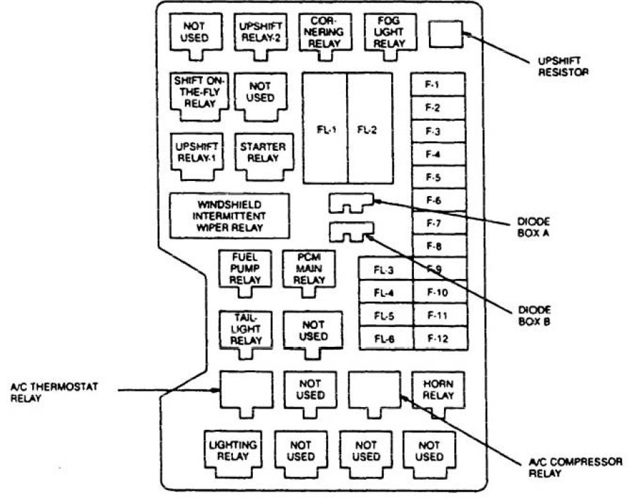 wiring diagram for 1997 acura slx