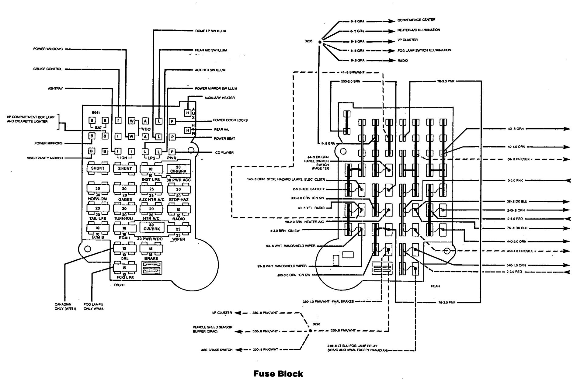 1985 g20 wiring diagrams