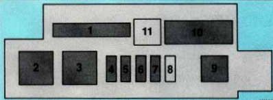 chevrolet lumina 1993 fuse box diagram carknowledge. Black Bedroom Furniture Sets. Home Design Ideas