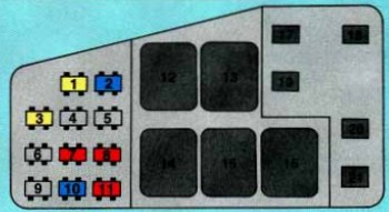 chevrolet lumina 1993 fuse box diagram carknowledge. Black Bedroom Furniture Sets. Home Design Ideas