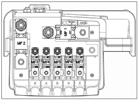 tata hexa  2017   u2013 fuse box diagram
