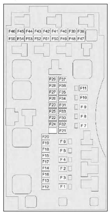 tata nexon  2017   u2013 fuse box diagram