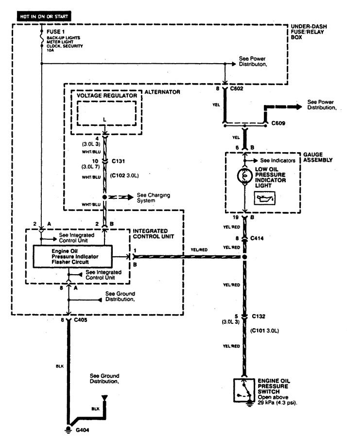 Acura Cl  1997 - 1999  - Wiring Diagrams
