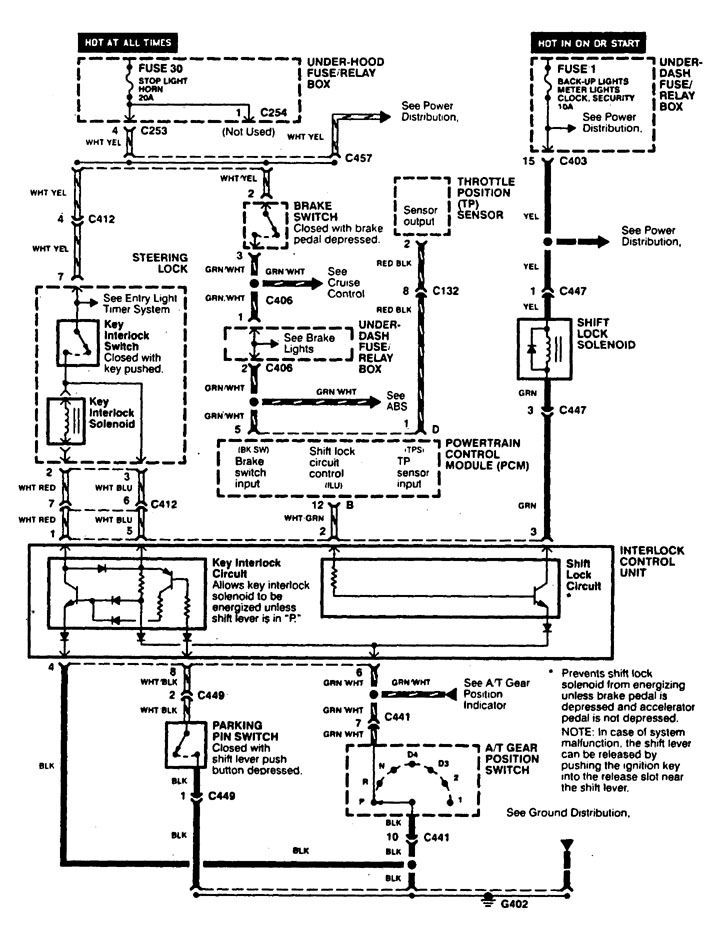 1997 Acura Wiring Diagrams Wiring Diagram For Free
