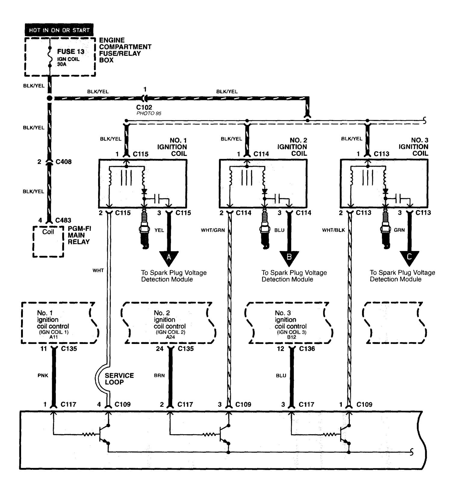 mercedes benz 300e wiring diagram