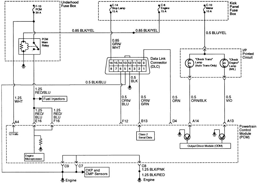 1998 Acura Slx Wiring Diagram - 1988 Chevy Truck Fuse Diagram for Wiring  Diagram Schematics | 1998 Acura Slx Radio Wiring Diagram |  | Wiring Diagram Schematics
