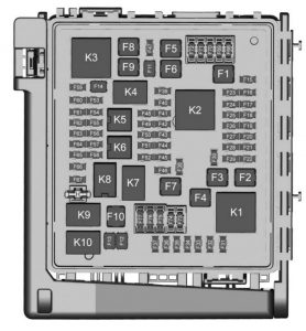 chevrolet traverse 2018 fuse box diagram carknowledge. Black Bedroom Furniture Sets. Home Design Ideas