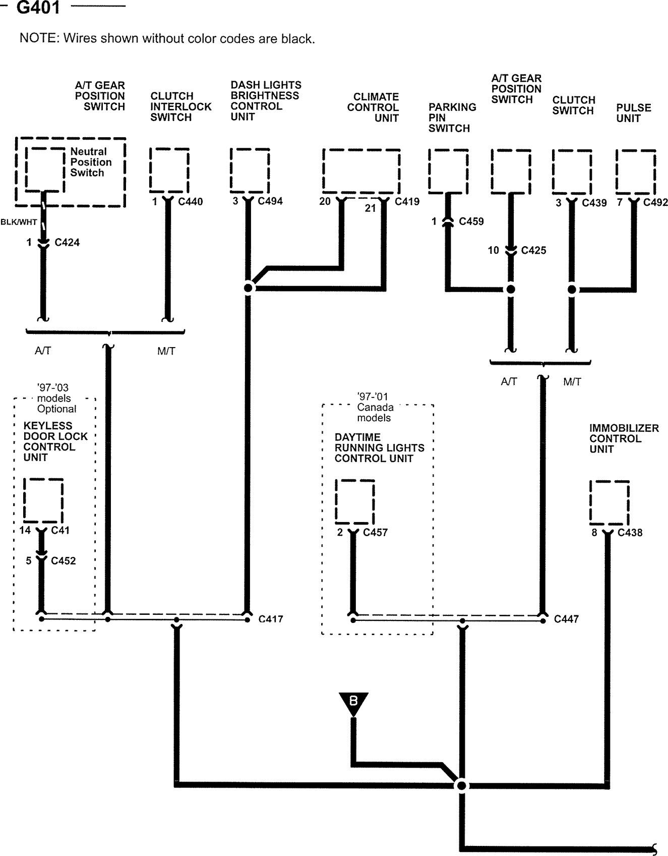service manual  1993 acura nsx fuse box diagram pdf