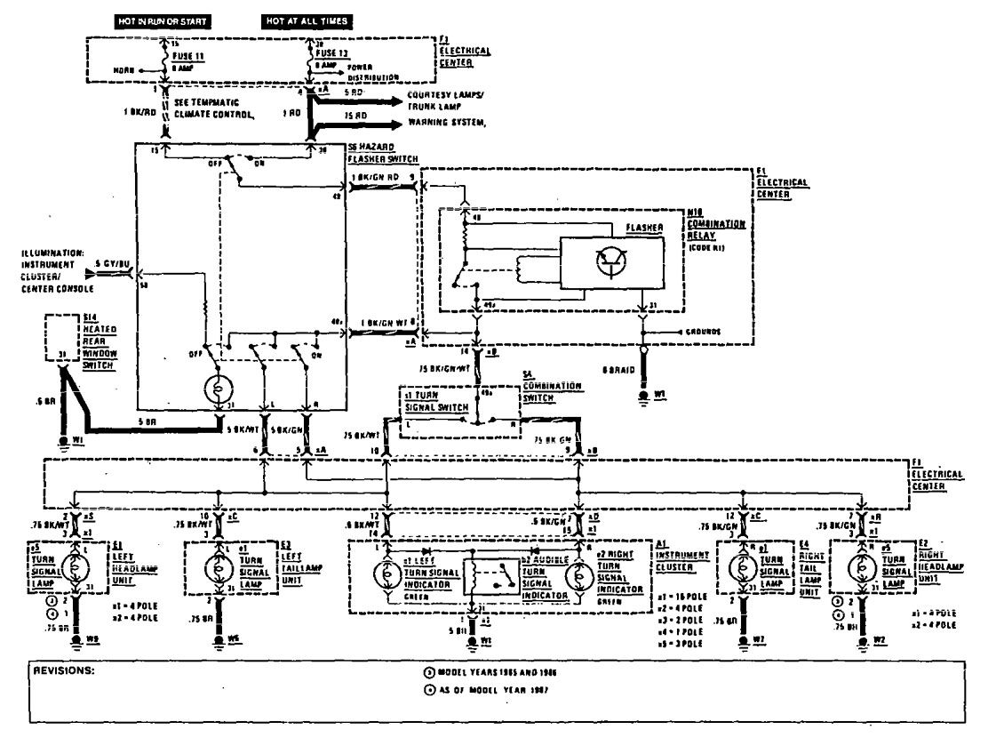 Interesting Mercedes Benz Electrical Wiring Diagrams Ideas Best