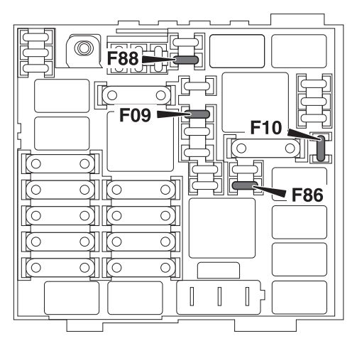 Alfa Romeo 4c  From 2015   U2013 Fuse Box Diagram