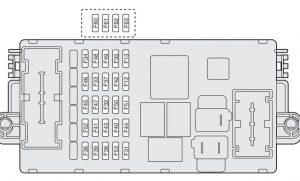 alfa romeo gt 2004 2010 fuse box diagram carknowledge. Black Bedroom Furniture Sets. Home Design Ideas