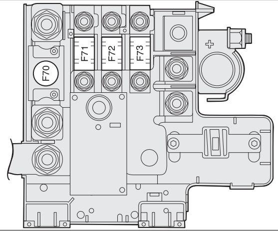 Alfa Romeo Brera  2005  U2013 2010   U2013 Fuse Box Diagram