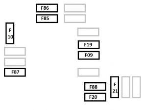 alfa romeo giulietta fl (from 2013) fuse box diagram carknowledge bmw i8 alfa romeo giulietta fl (from 2013) fuse box diagram