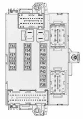 alfa romeo giulietta 2010 2013 fuse box diagram carknowledge rh carknowledge info