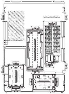 Alfa Romeo MiTo -  wiring diagram - fuse box diagram -  dashboard