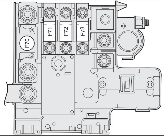 alfa romeo spider (2006 – 2011) – fuse box diagram