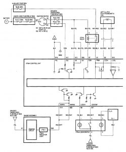 acura mdx  2001  - wiring diagrams