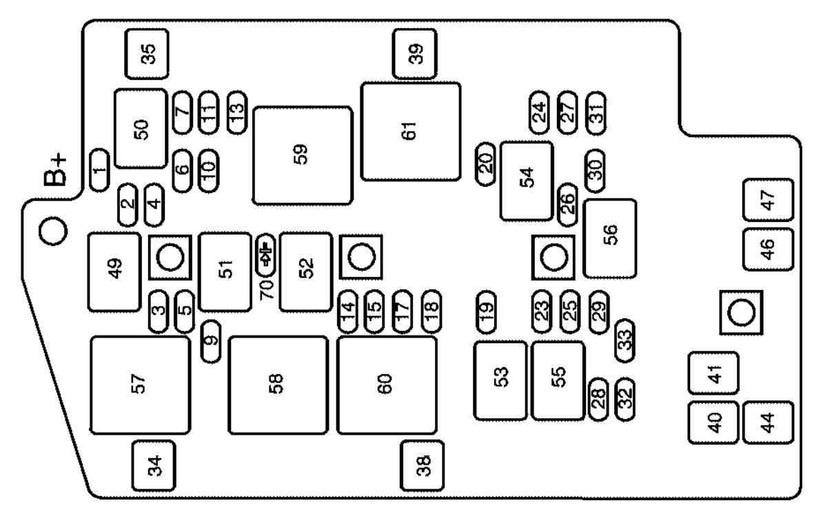 buick rendezvous 2004 fuse box diagram carknowledge rh carknowledge info fuse box diagram 04 buick rendezvous 03 buick rendezvous fuse box diagram