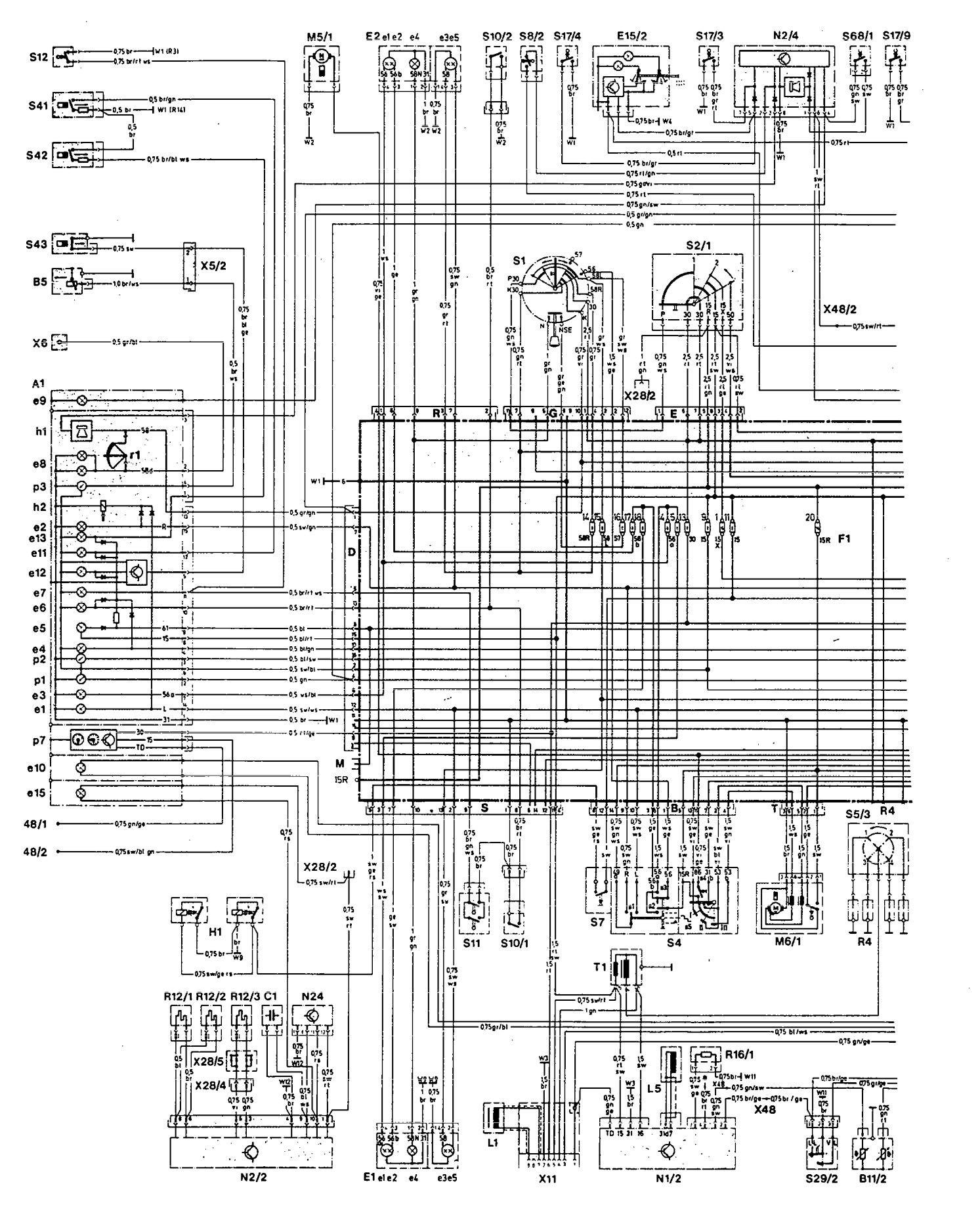 Groß 1989 Bmw 325i Schaltplan Bilder - Verdrahtungsideen - korsmi.info