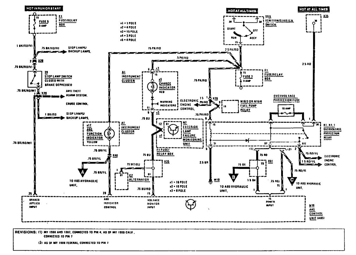 Mercedes 300e Wiring Diagram Content Resource Of For Benz 1990 1991 Diagrams Brake Controls Rh Carknowledge Info 1988 W124