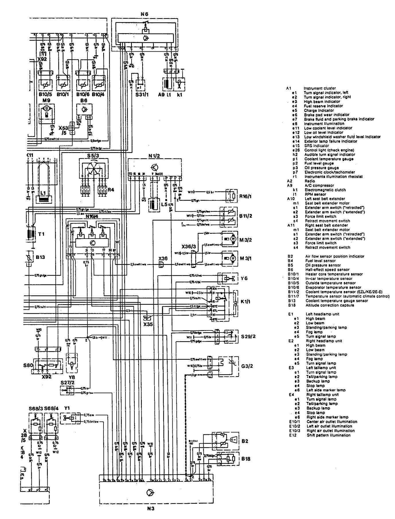 mercedes-benz 300ce  1992 - 1993