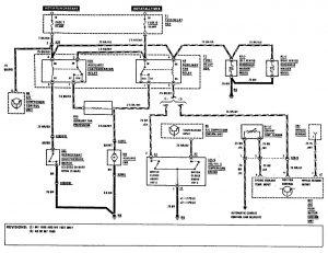 mercedes cooling fan wiring diagram temperature cooling fan wiring diagram mercedes benz 300te 1990 1991 wiring diagrams