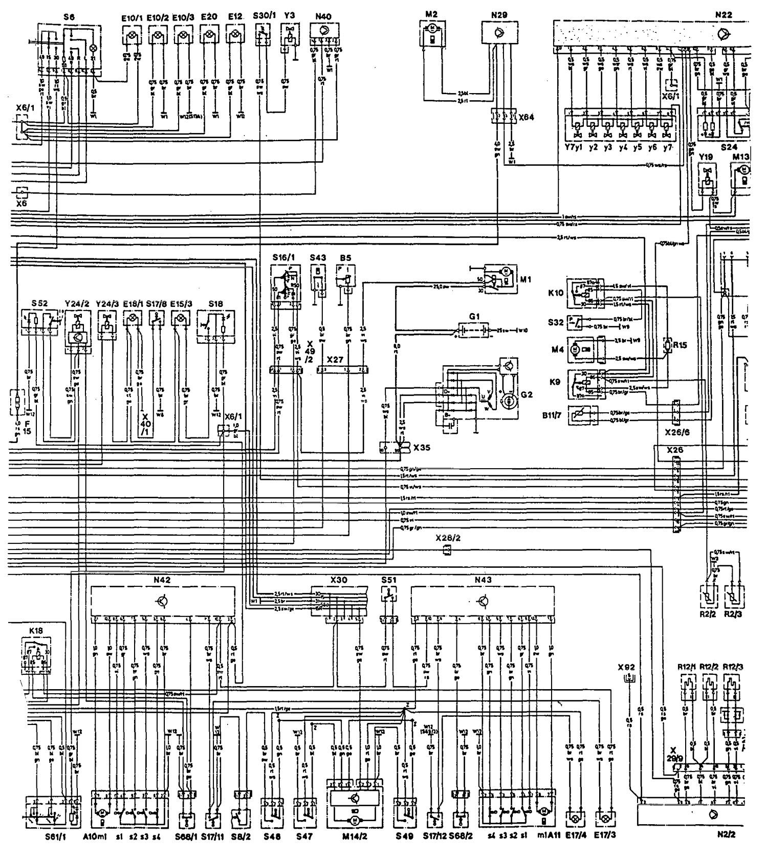 Mercedes Benz 300 Coupe Wiring Diagram from www.carknowledge.info