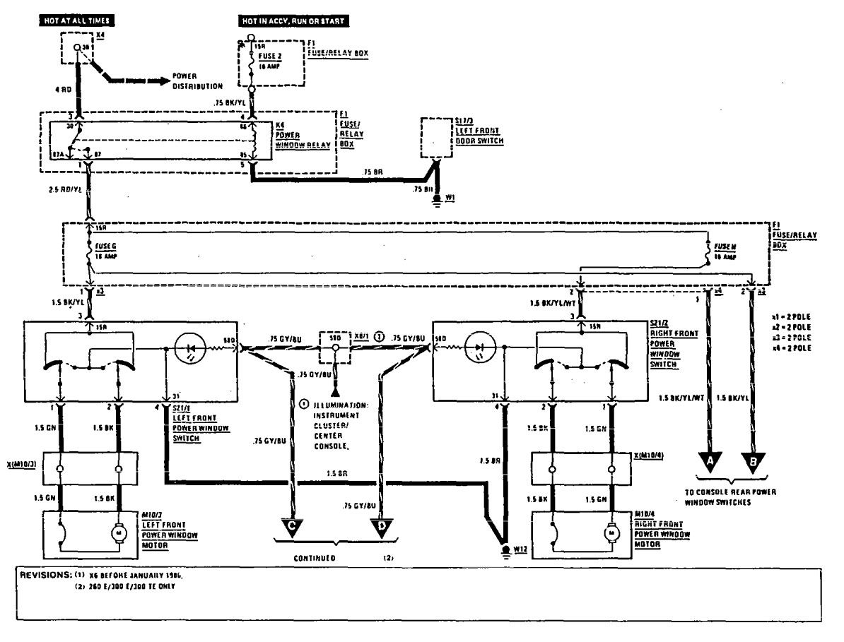 mercedes 300e wiring diagram  mercedes  auto wiring diagram