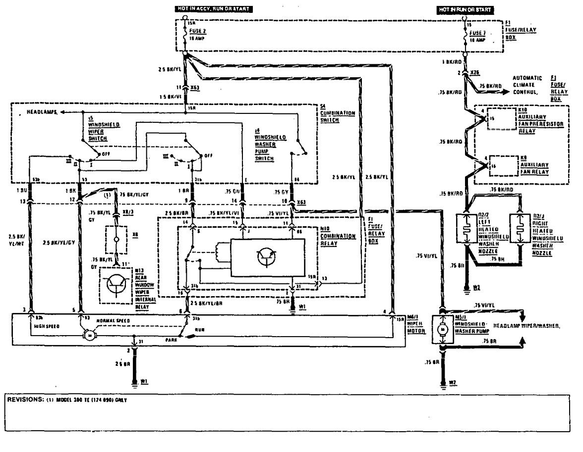 Mercedes Truck Wiring Diagram : Mercedes benz ce  wiring diagrams
