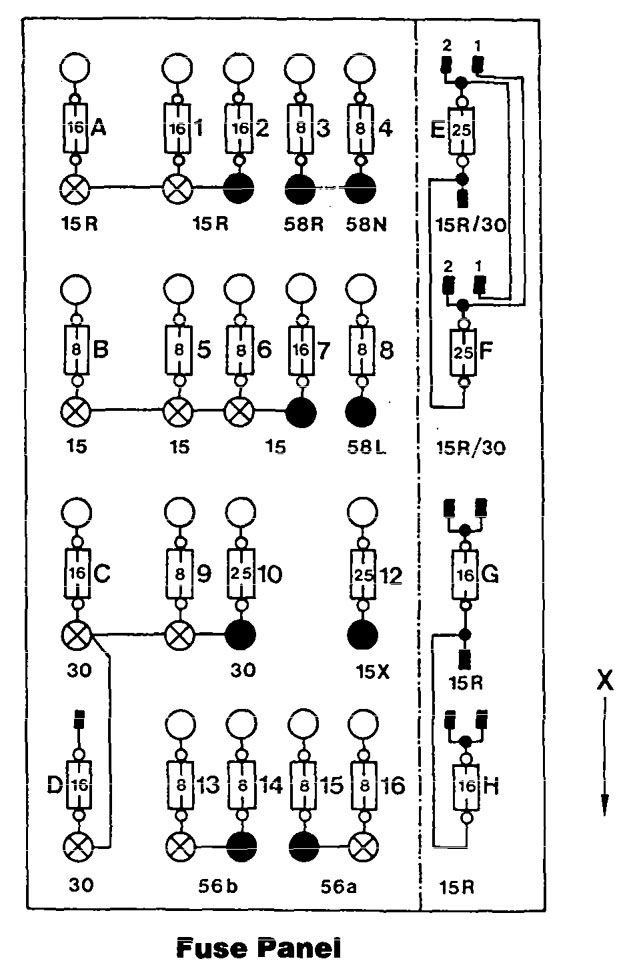 1978 mercedes 300d wiring diagram