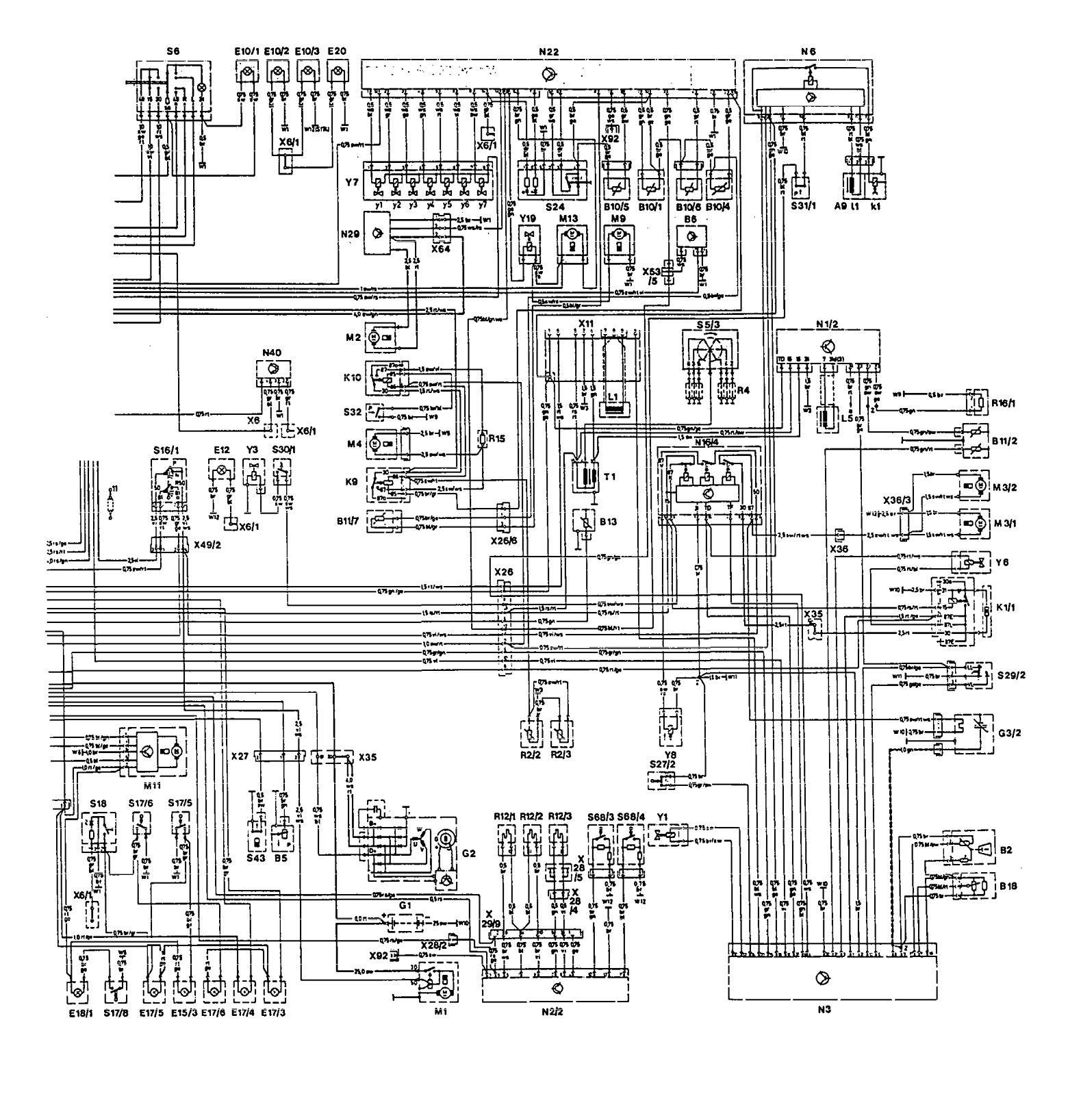 [SODI_2457]   Mercedes-Benz 300E (1992) - wiring diagrams - igniition - Carknowledge.info | Mercedes Benz 300e Engine Diagram |  | Carknowledge.info