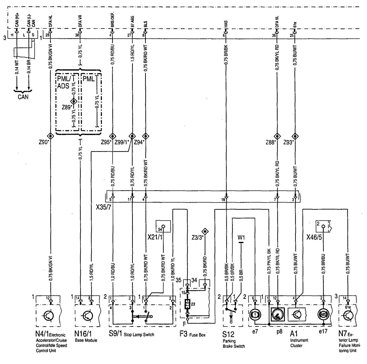 1992 mercedes 300se fuse diagram vehicle wiring diagrams rh eklablog co 1991 Mercedes 300SE Review 1991 Mercedes 300SE Review