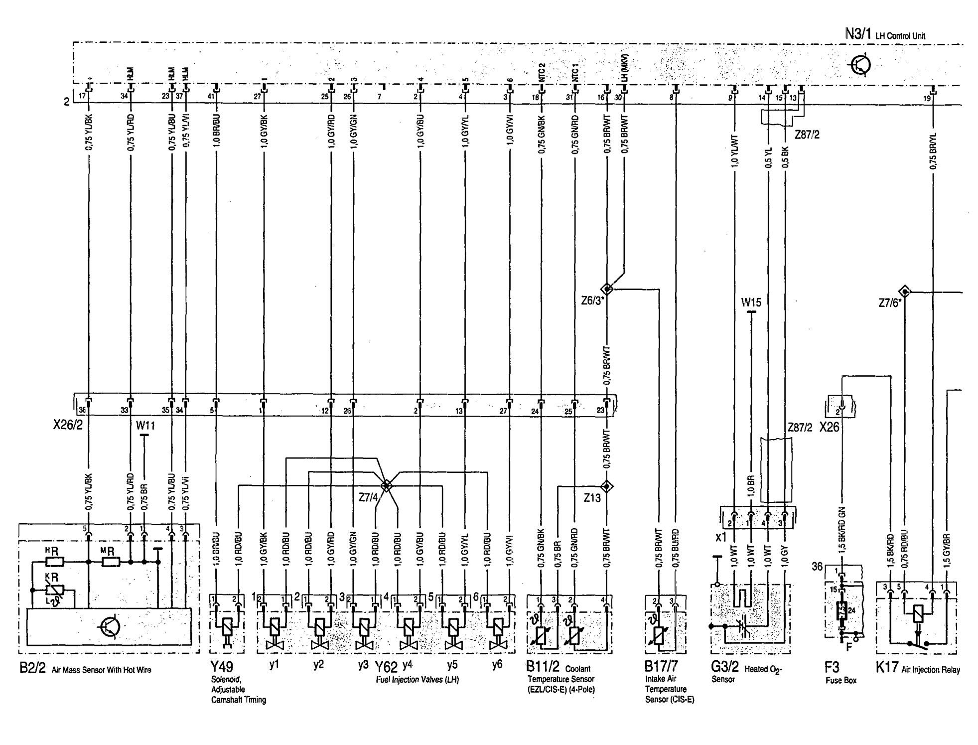 1991 Mercedes Benz Fuse Diagram Trusted Wiring Diagrams Box 1992 300se Auto Electrical U2022 2008 C300 Chart