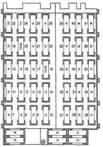[SCHEMATICS_4CA]  Mercedes-Benz 300SE (1992 - 1993) - wiring diagrams - fuse box diagram -  Carknowledge.info   1992 Mercedes 300se Fuse Diagram      Carknowledge.info