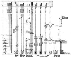 [DIAGRAM_38EU]  Mercedes-Benz 300SL (1990 - 1992) - wiring diagrams - ABS -  Carknowledge.info | Mercedes Abs Wiring Diagram |  | Carknowledge.info