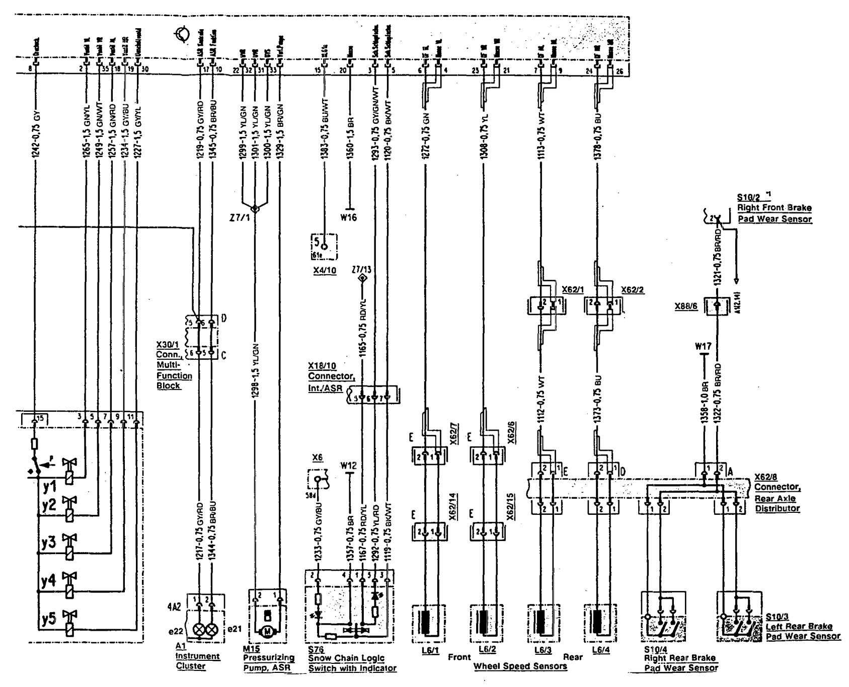 Citroen C3 Abs Wiring Diagram