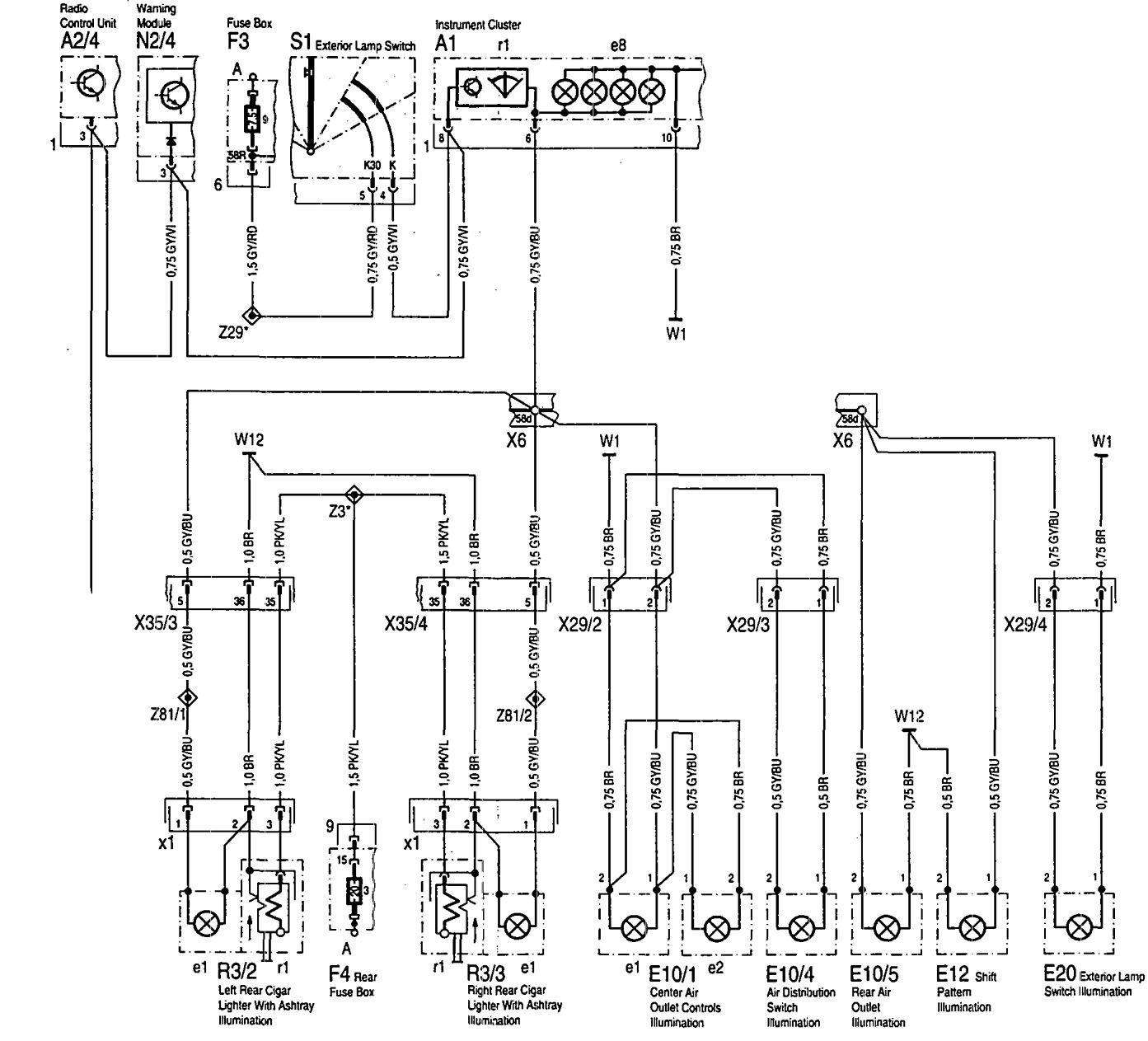 Mercedes Benz 300sd Wiring Diagram Simple Guide About 1992 Engine Wires 1993 Diagrams