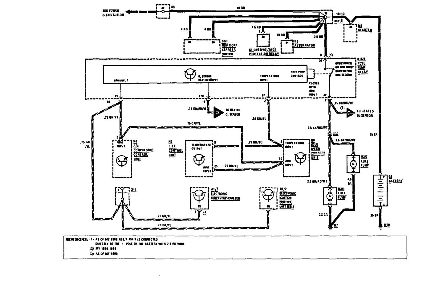 Fuse Wiring Diagram Mercedes 560sec Diagrams 1991 Benz Fuel Kenworth Panel 2001 F550