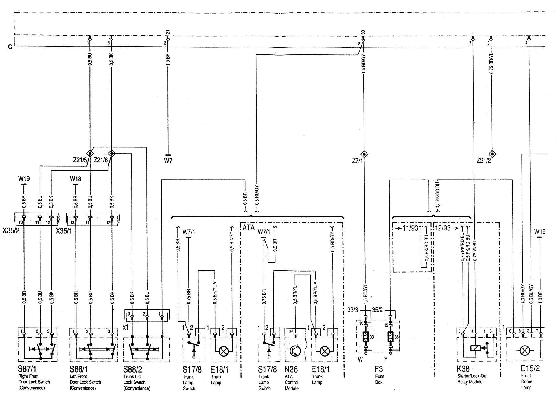 mercedes benz truck wiring diagram mercedes benz c220 wiring