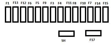 citroen c3 picasso  from 2008   u2013 fuse box diagram