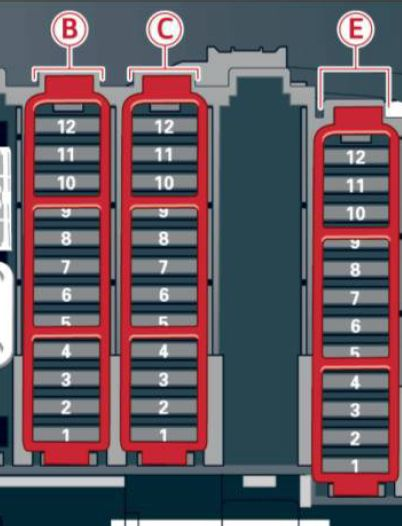 Remarkable Audi Rs5 Fuse Box Basic Electronics Wiring Diagram Wiring 101 Louspimsautoservicenl