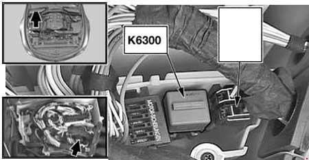 bmw 5-series – fuse box diagram – dde relay – m52