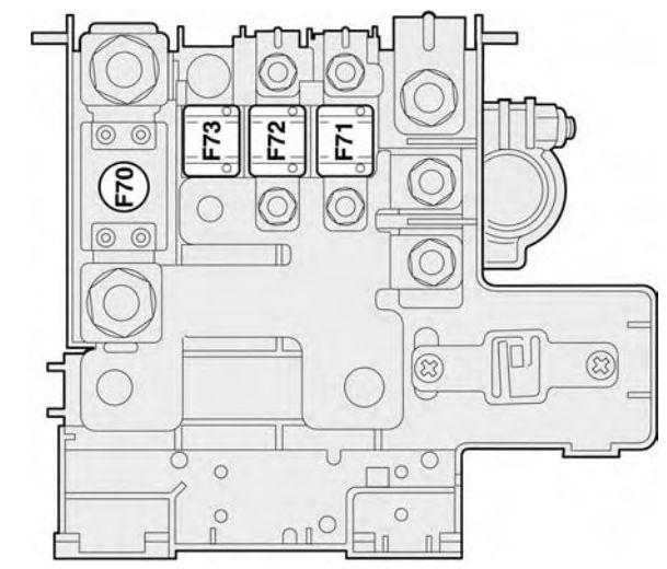 fiat croma 2007 2009 fuse box diagram carknowledge. Black Bedroom Furniture Sets. Home Design Ideas