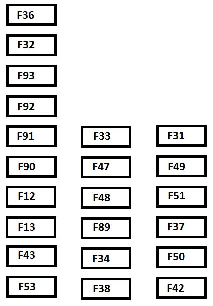Fiat Ducato Base Camper  From 2014   U2013 Fuse Box Diagram