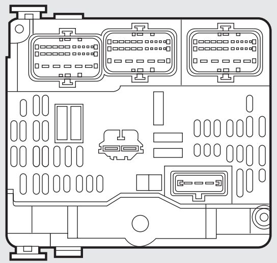 fiat scudo  2006  u2013 2016   u2013 fuse box diagram