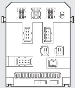 fiat scudo 2006 2016 fuse box diagram carknowledge. Black Bedroom Furniture Sets. Home Design Ideas