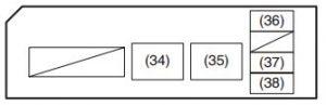 Fiat Sedici 2006 2014 Fuse Box Diagram Carknowledge Info