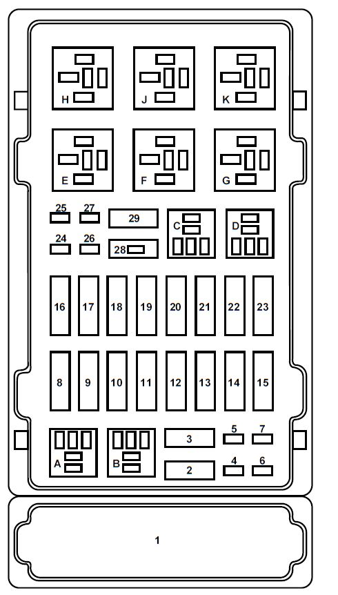 2003 Ford E250 Fuse Diagram - Wiring A Breaker Panel Diagram -  rc85wirings.yotube-dot-com-ds32.pistadelsole.it | 99 Ford Van E250 Fuse Diagram |  | Pista del Sole