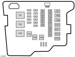 ford fiesta (2011 - 2015) – fuse box diagram (india version ... fuse box diagram 2011 fuse panel 2011 vw jetta fuse box diagram carknowledge.info