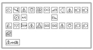 ford ikon cv c195 2008 2010 fuse box diagram. Black Bedroom Furniture Sets. Home Design Ideas